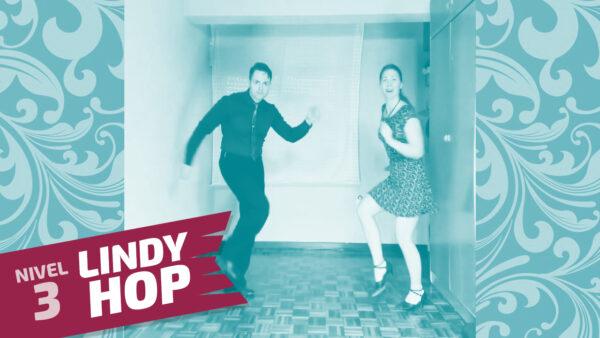 lindy hop nivel 3 clase 4