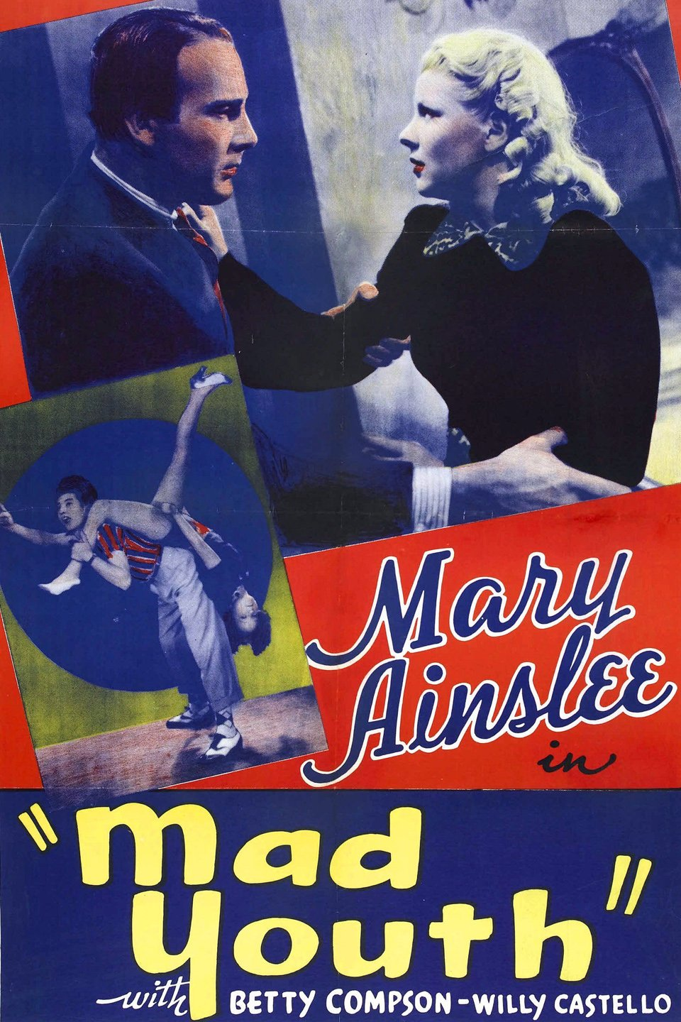 Mad youth 1940