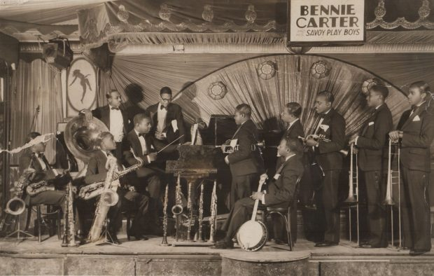 1928 Bennie Carter His Savoy Playboys