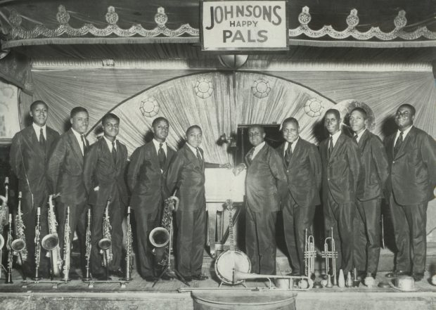 1929 Johnsons Happy Pals Source Richmond Jazz Society see note