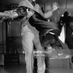 1938 afroamericanos bailando en el Savoy