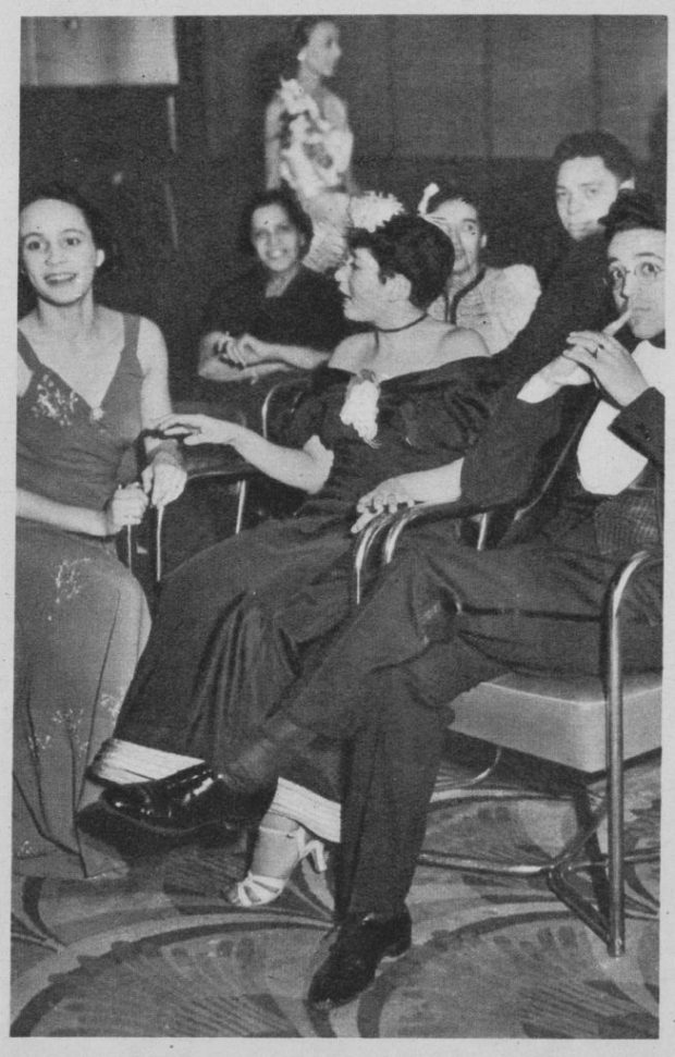 5 Abril 1938 Dance Drunk Harlem