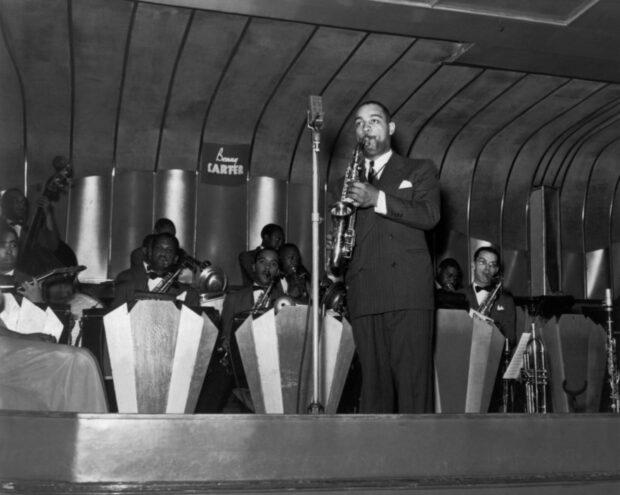 1939 Benny Carter Band see notes