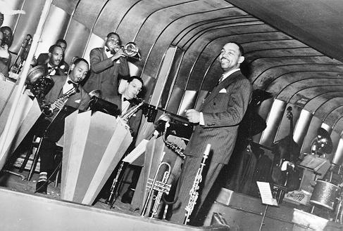 1939 Benny Carter en el Savoy