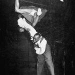 1941 Ann Johnson y Frankie Manning en el Savoy Ballroom