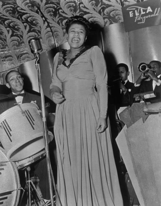 1941 Ella Fitzgerald Orchestra
