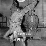 1941 afroamericanos en el Savoy Ballroom
