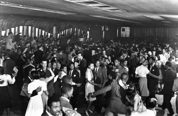 1941 Savoy Ballroom Interior