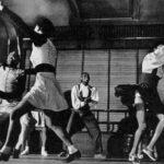 1941 frankie manning en el Savoy Ballroom