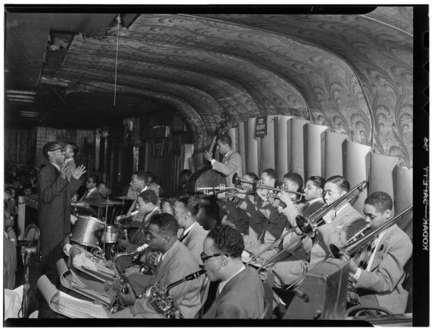 1946-1948 Gottlieb William Dizzy Gillespie New York N.Y.