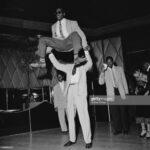 1947 Baile en el Savoy Ballroom