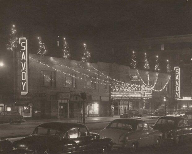 1950 Savoy Ballroom