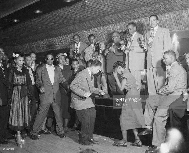 1950 Baile en el Savoy Ballroom