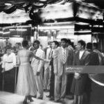 1956 Baile en el Savoy Ballroom
