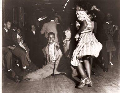 Baile en el Savoy Ballroom