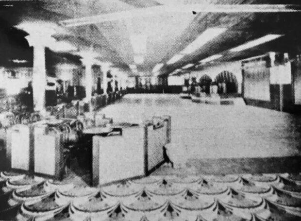 Interior Savoy Ballroom 1