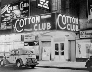 cotton club estiloswing