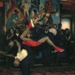 Mural del Savoy Ballroom