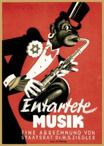 entartete musik 1939