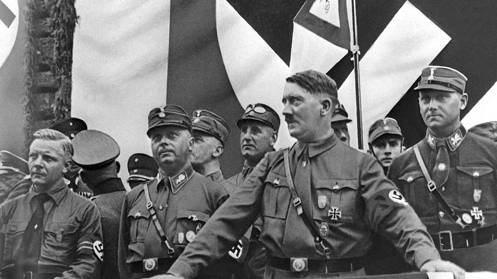 nazis swing
