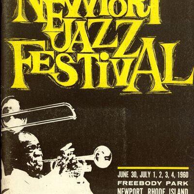 Newport Jazz Fest 1960