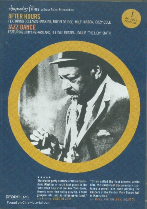 jazz dance roger tilton 1954