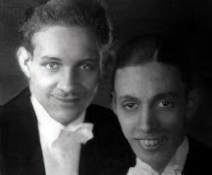 Leonard Reed y Willie Bryant
