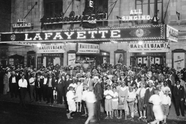 Teatro Lafayette