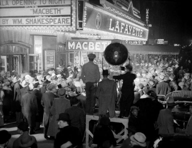 lafayette theatre macbeth 1936