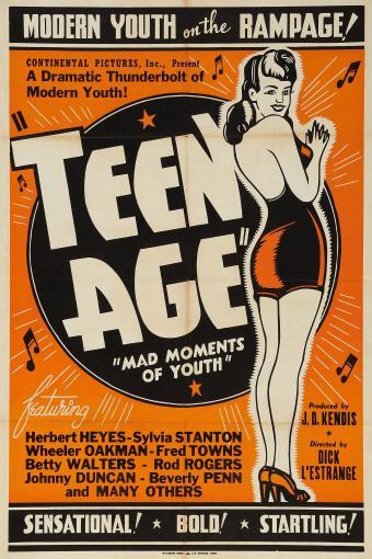 Teen Age 1943
