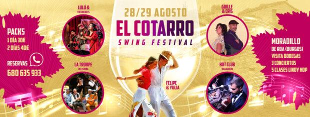 el cotarro swing festival 2021